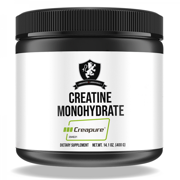 Undisuted Laboratories Creatine Monohydrate 400g